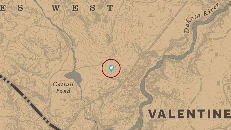 Legendary Big Horn Ram Location RDR2