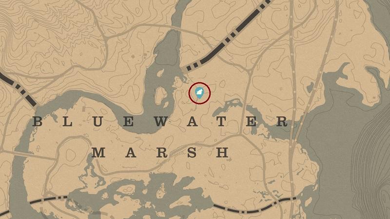 Legendary Boar Location RDR2