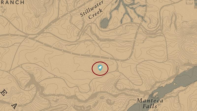 Legendary Tatanka Bison Location RDR2