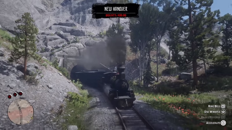 Red Dead Redemption 2 Train Timings