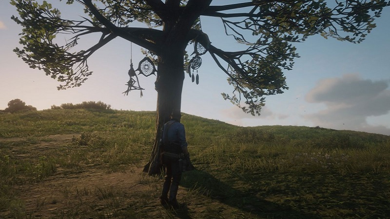 Red Dead Redemption 2 dreamcatchers location