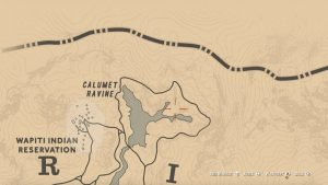 ancient tomahawk location rdr 2