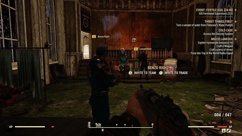 Fallout 76 Join Server