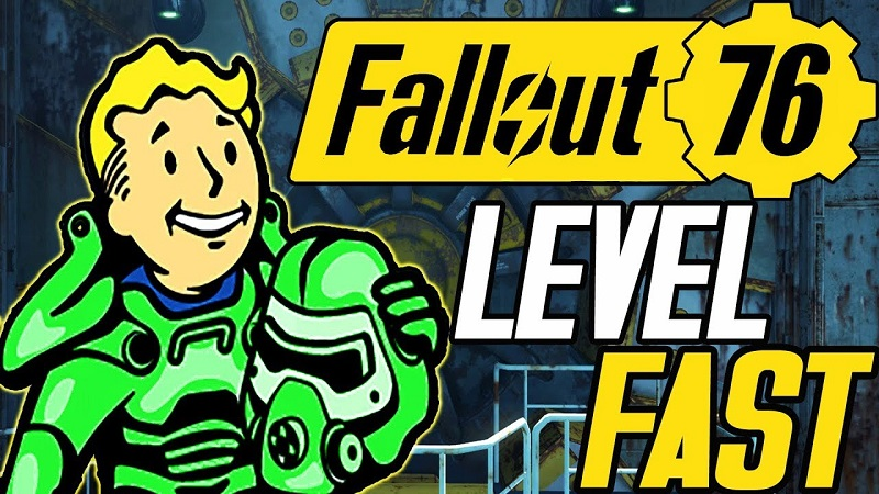 fallout 76 level up