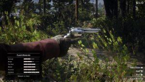 flaco revolver rdr 2 location