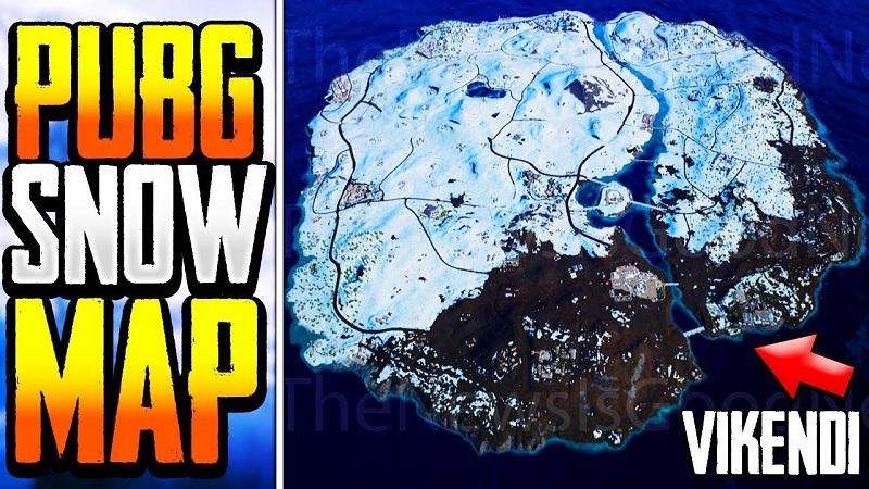 Pubg Vikendi Map Leaked Pubg Snow Map Release Date Images More