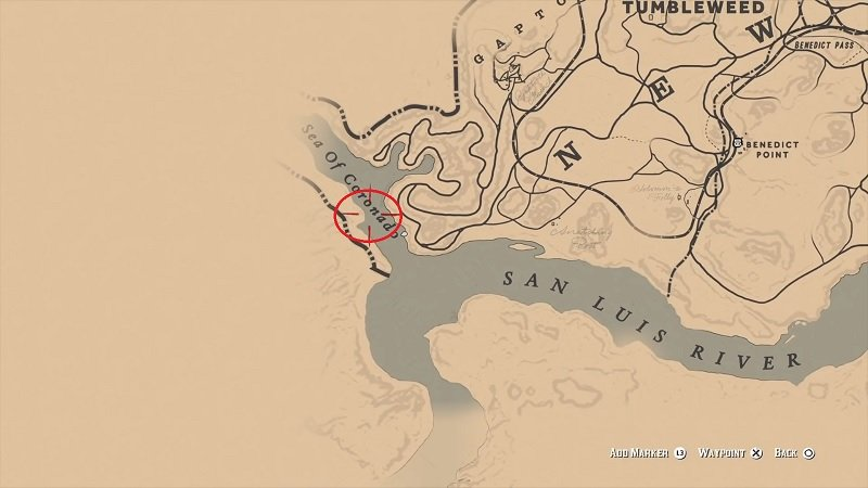 Mexico Glitch in Red Dead Redemption 2