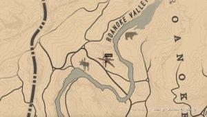 viking hatchet rdr 2 location