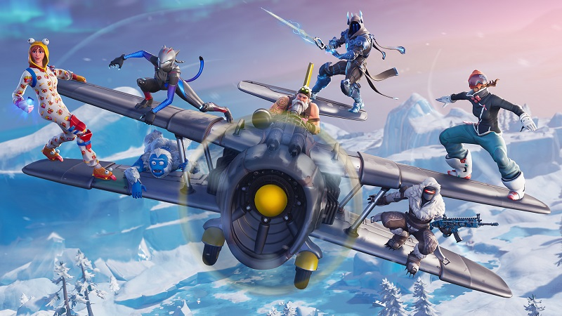 fortnite v7 patch updates