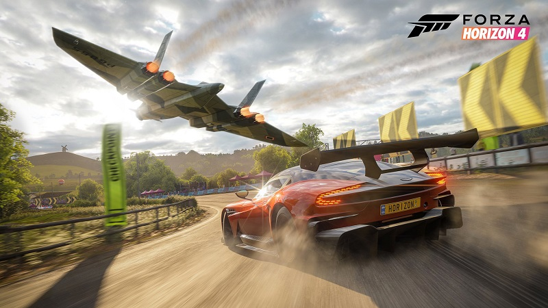 forza horizon 4 december update