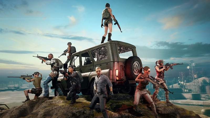 pubg player numbers one million record
