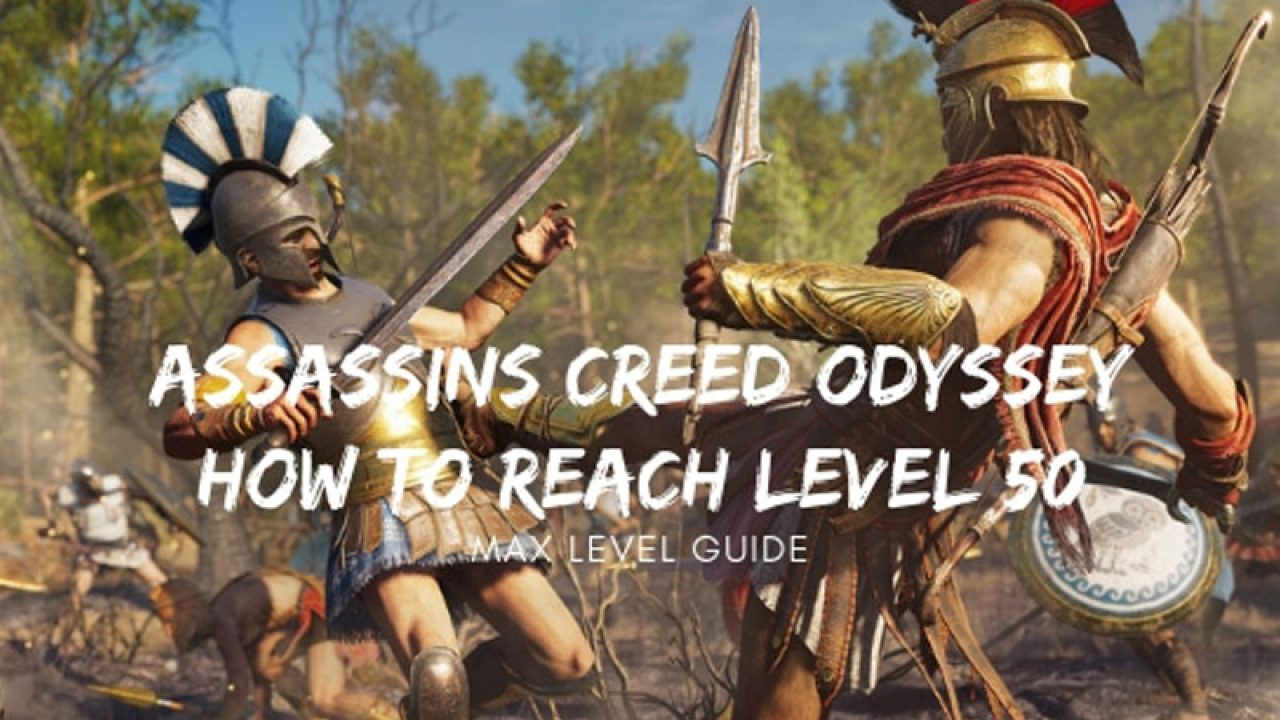 Reach Level 50 Without Playing Main Story Ac Odyssey