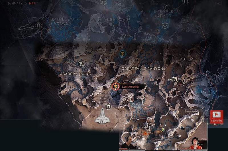 bioware anthem map size
