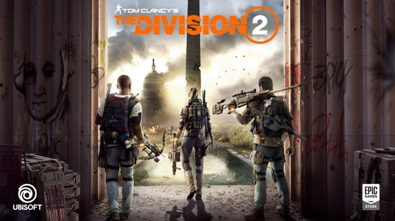 division 2 epic games store release