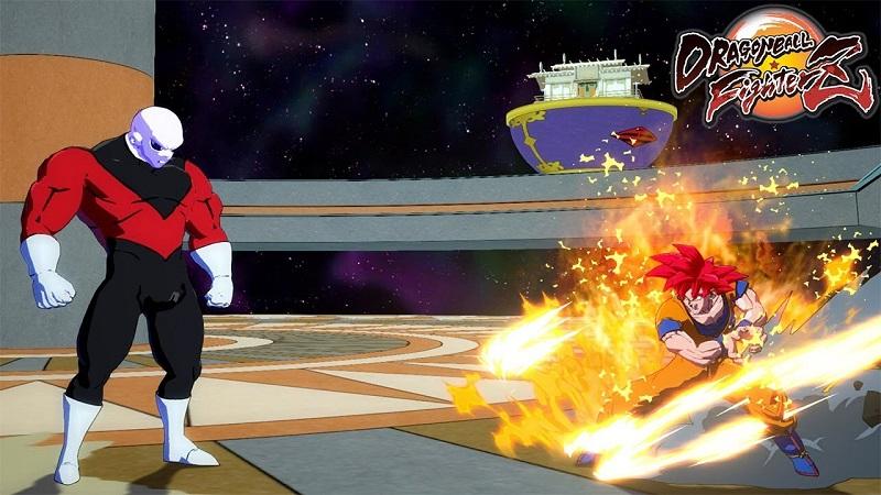 dragon ball fighterz jiren vs goku