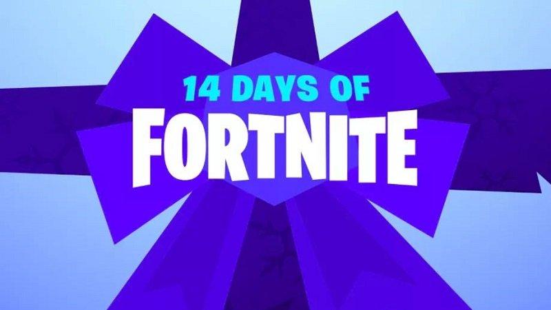 fortnite 14 days Fortnite event