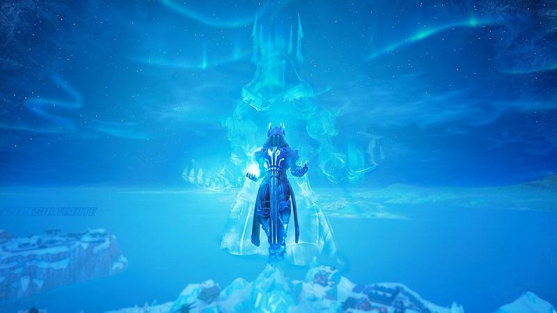 Fortnite Ice King