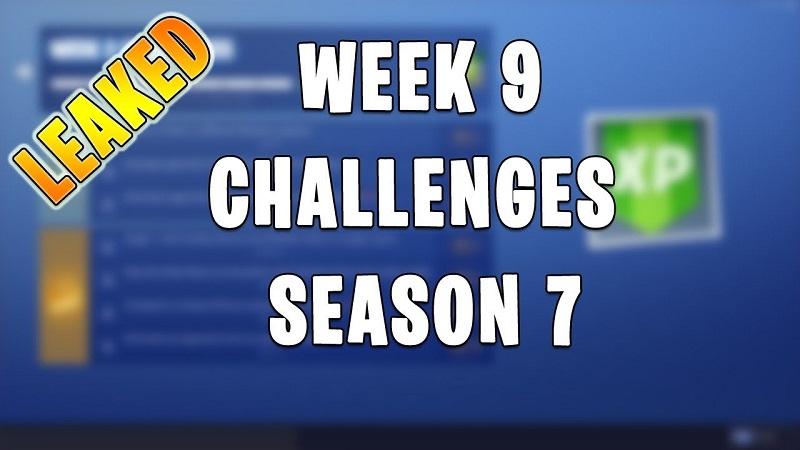 fortnite leaked challenges week 9