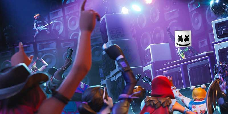 Fortnite set to host Marshmello as it's first in-game concert