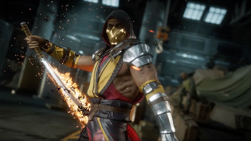 mortal kombat 11 beta release