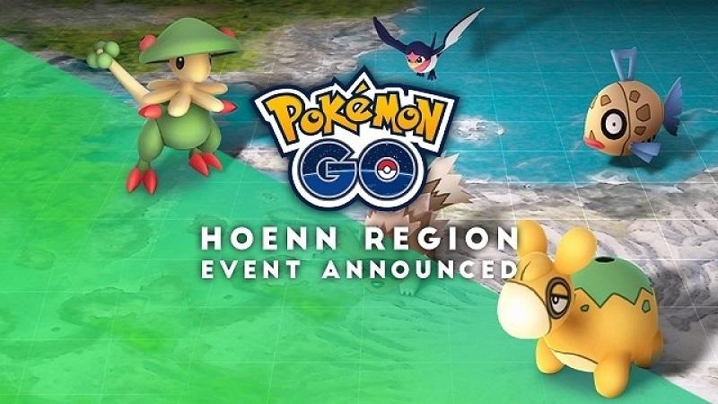 pokemon go hoenn region event legendary pokemon