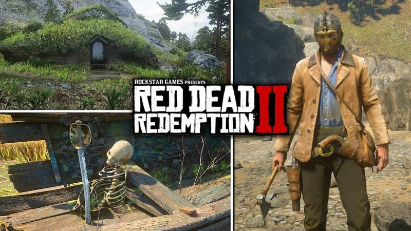 9 Hidden Items Location in Red Dead Redemption 2 Guide