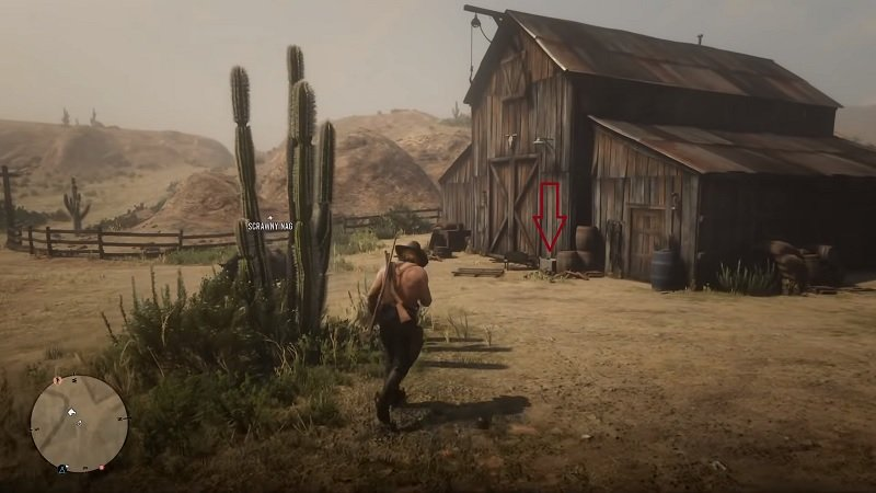 red Dead Online horse reviver glitch