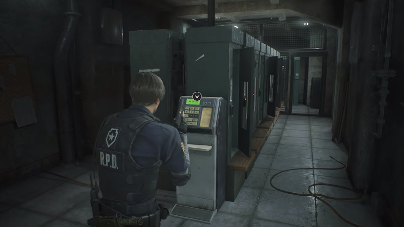 resident evil 2 Safety Deposit Codes