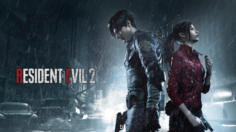 resident evil 2 game plus mode