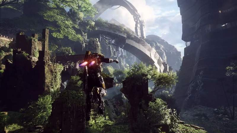 anthem first experience