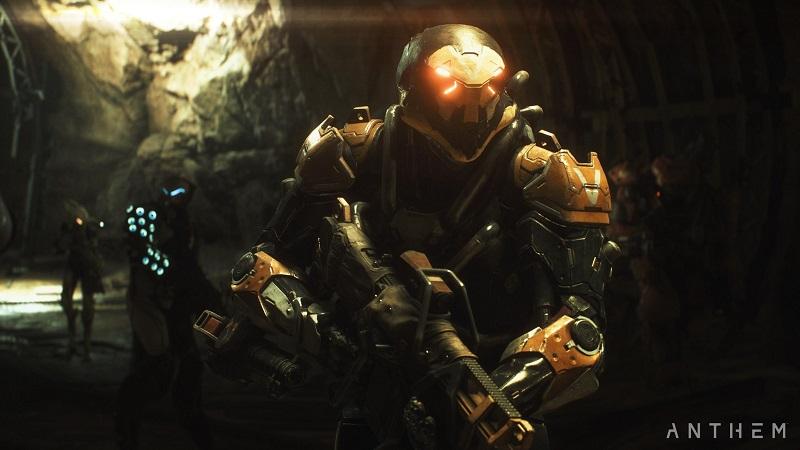 anthem ranger gear legendary unlock