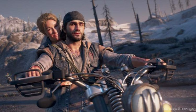days gone ps4 screenshots