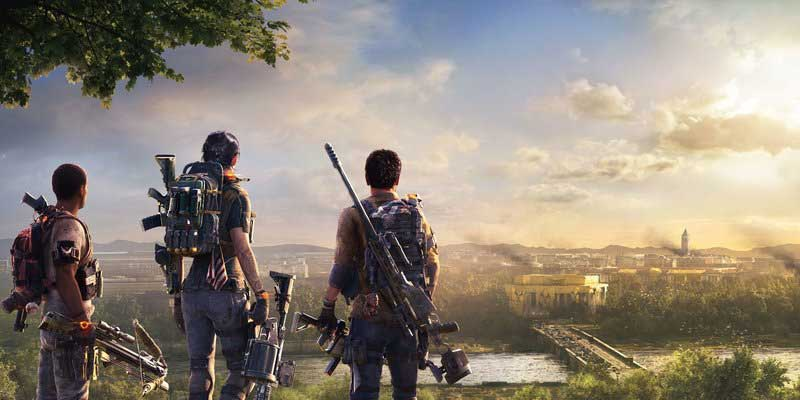 The Division 2 Title Update 4 Brings Gunner, A New Specialization