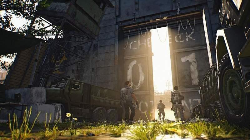 The Division 2 Unlock Dark Zones