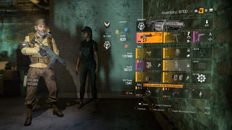 The Division Secret Vendor Guide: Where to find Cassie Mendoza Location
