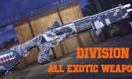Best Assault Rifle Division 2