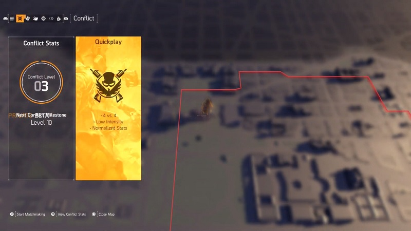 division 2 pvp mode