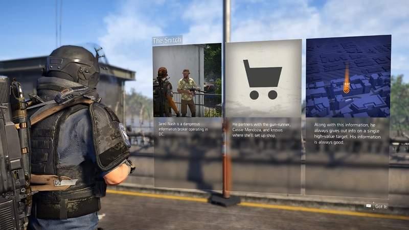 The Division Secret Vendor Guide: Where to find Cassie Mendoza Location