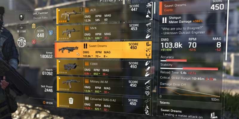 division-2-unlock-sweet-dreams-shotgun