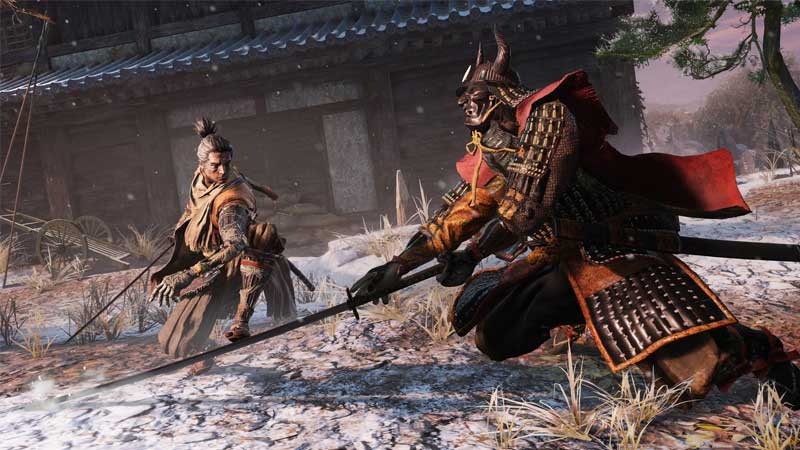 sekiro how to collect loot