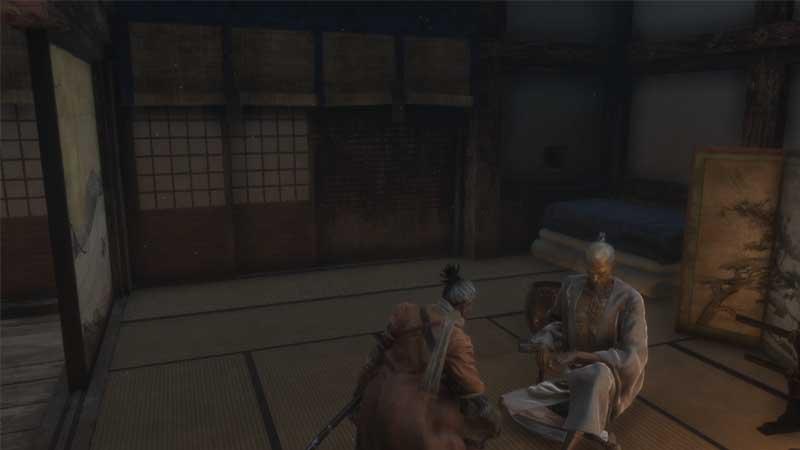 sekiro lord isshino location
