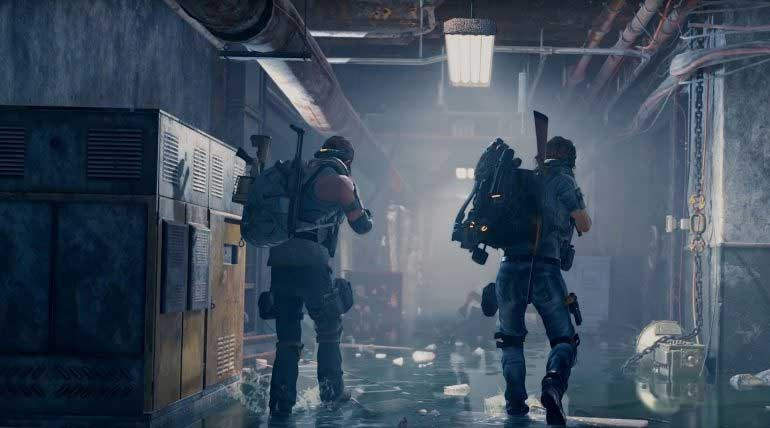 the division 2 how to create clans