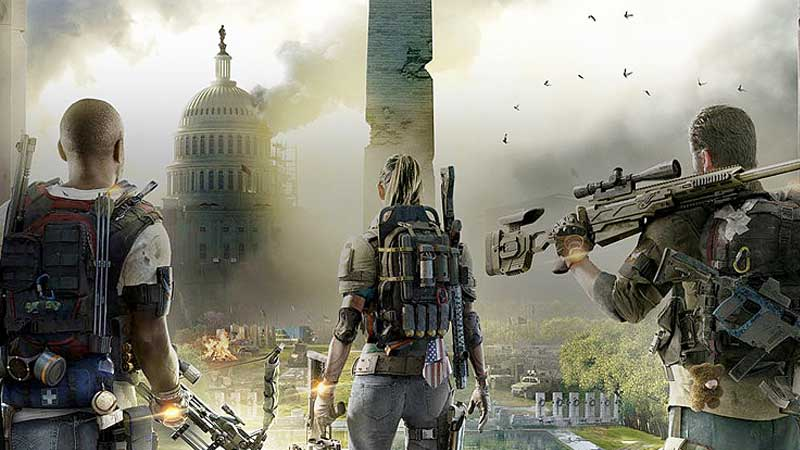 the division 2 how to melee