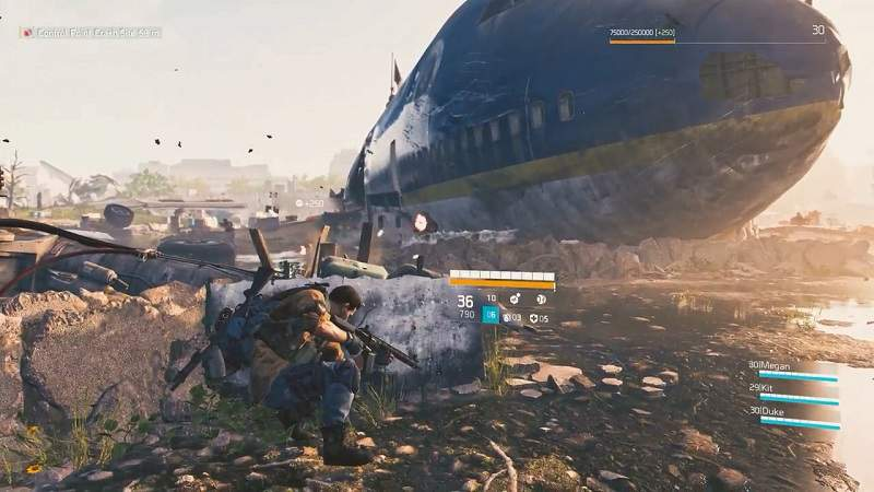 Tom Clancy's The Division 2 Review for PlayStation 4 - Gamer Tweak