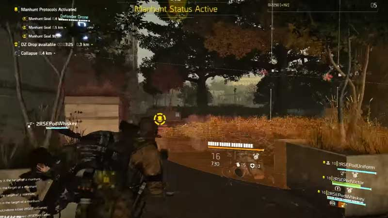 the division 2 rogue