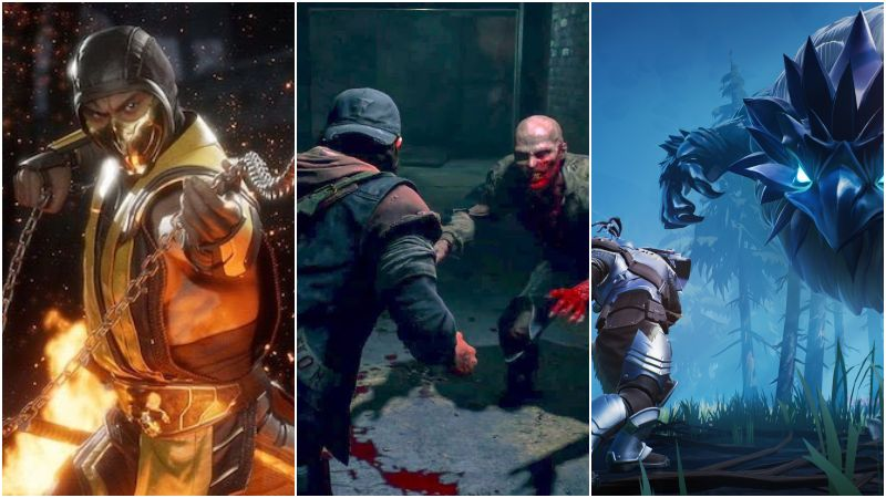 Upcoming Video Games in April 2019