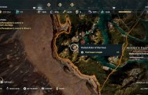 ac odyssey ability ares bull charge Location