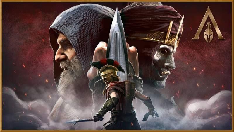 Assassin's Creed Odyssey: Atlantis DLC Legendary Equipments Unlock
