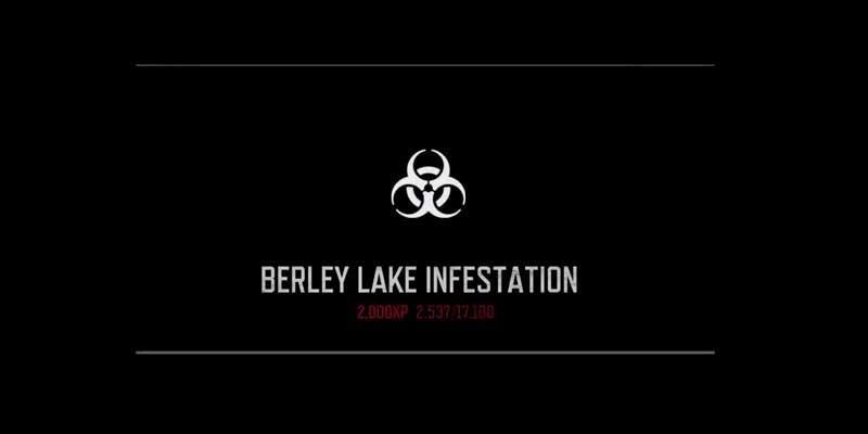 Berley Lake Infestation Days Gone Guide