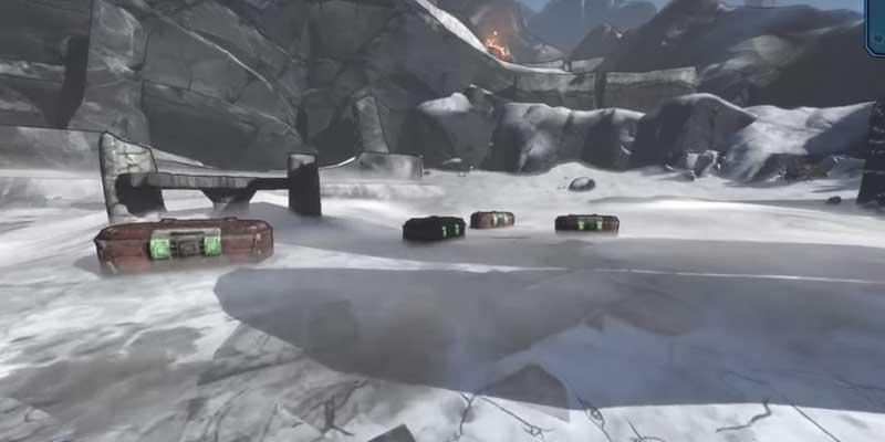 Borderlands Remastered Legendary Chest Glitch